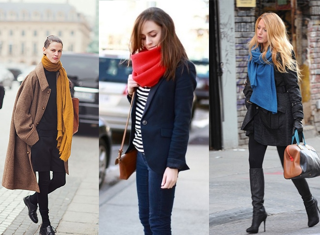 10 Ways to Spice Up Your Outfits With Scarves