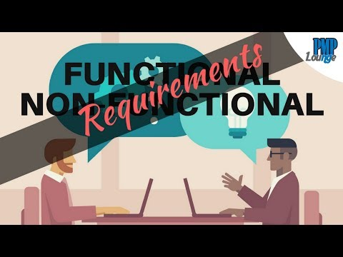 What is the difference between Functional Requirement and Non-Functional Requirement?