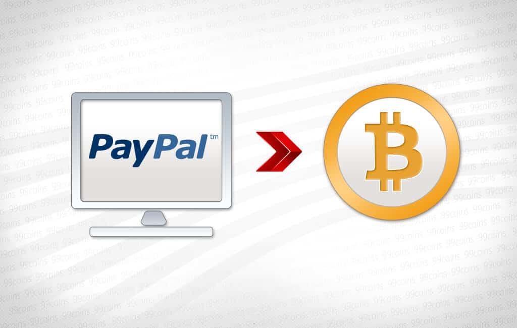 Btc to PayPal