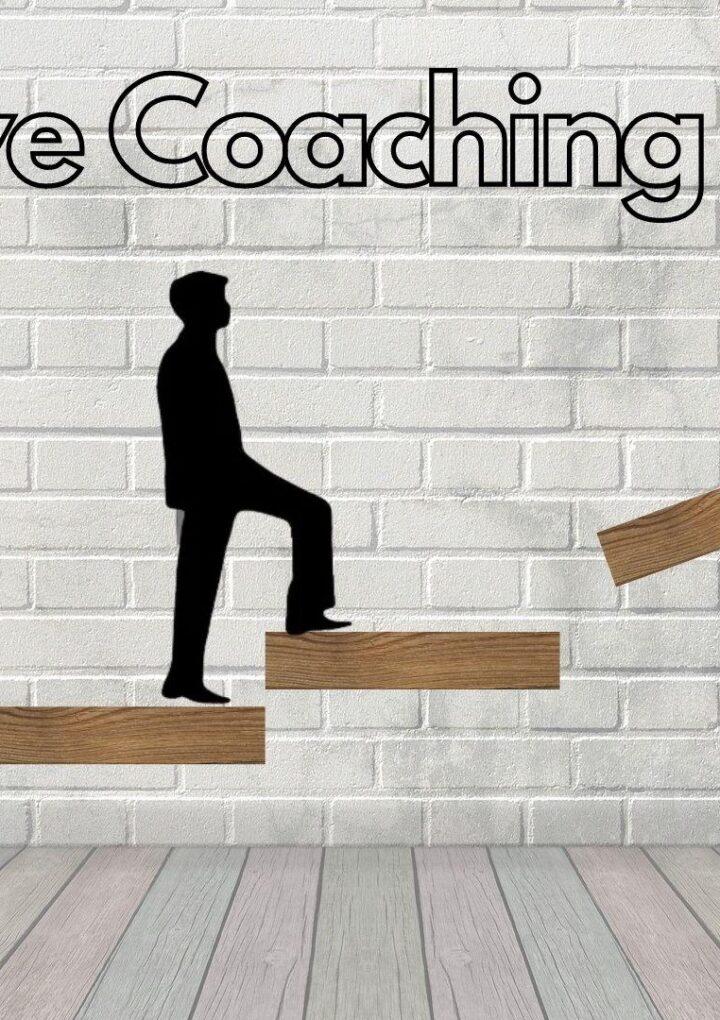 Top Benefits of Executive Coaching