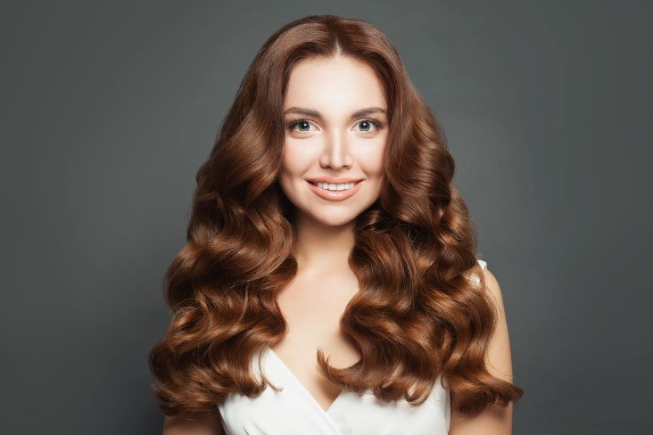 4 Curling options for those girl's extra-long hair
