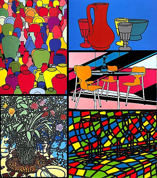 The Artist – Patrick Caulfield, all you need to know